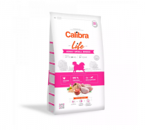 Calibra Dog Life Adult Small Breed Chicken 1,5kg